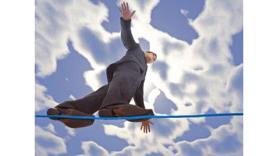 Neue CIO-Rolle in IT Supply Chain: Cloud macht ITlern Job-Angst - Foto: Tomasz Trojanowski, Fotolia.de