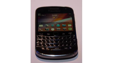 Der Blackberry Bold 9900