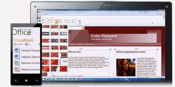 Mit Office 365 können Unternehmensmitarbeiter in vertrauter Umgebung und über fast jedes Endgerät arbeiten.