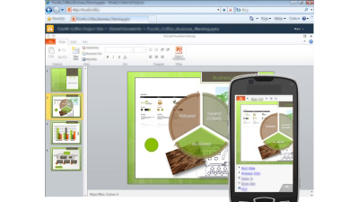 Microsoft Office in der Cloud: Office Web Apps - Microsoft Office online nutzen - Foto: Microsoft