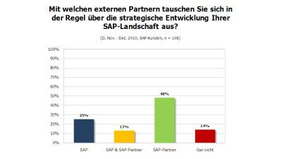 SAP Partnering: Faire Kommunikation auf Augenhöhe - Foto: RAAD Research