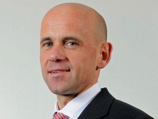 Walter Kirchmann, Vorsitzender der Geschäftsleitung bei Finanz Informatik Technologie Service (FI-TS).