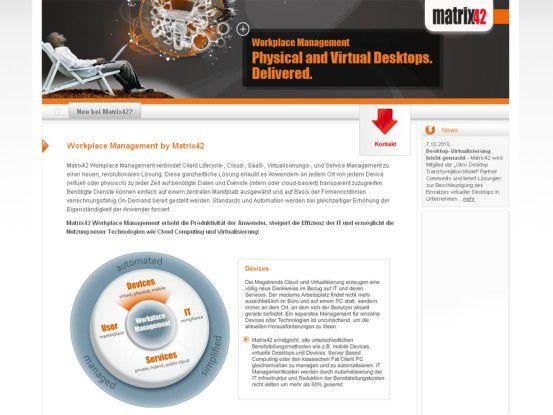 Matrix42 - IT Service Management
