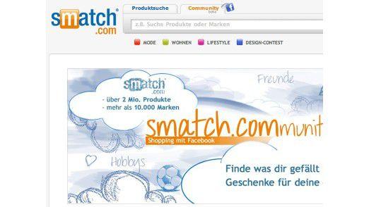 Smatch.com: Produktsuche mit Emotion