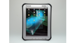 Widerstandsfähiges Android-Device: Panasonic bringt robustes Toughbook Tablet - Foto: Panasonic