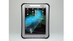 Widerstandsfähiges Android-Device: Panasonic bringt robustes Toughbook Tablet - Foto: Panasonic