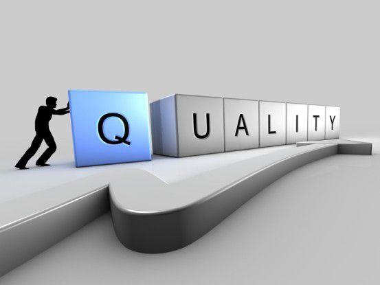 Die Qualität der IT-Systeme muss angeschoben werden.