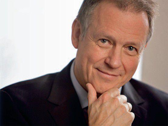 Paul Hülsmann, Vorsitzender der Geschäftsführung beim Security-Dienstleister Itenos.