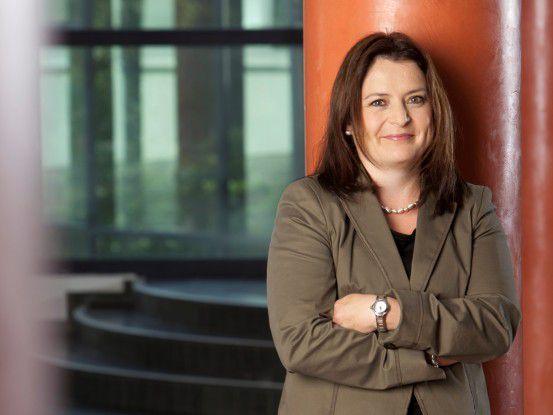 """Barbara Wittmann, Dell Deutschland: """"Niemand möchte sich nachsagen lassen, er habe seine Position nicht aufgrund seiner Leistung erhalten, sondern lediglich, um eine Vorgabe zu erfüllen."""""""