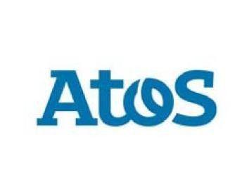 Das neue Logo von Atos (A to S).