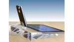 Gadget des Tages: iPad 2 Display Dock - iPad Dock aus Acryl - Foto: newPcgadgets