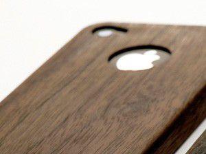 Wie sieht das iPhone 5 aus? Ein Holzgehäuse wird es vermutlich ab Werk nicht aufweisen.