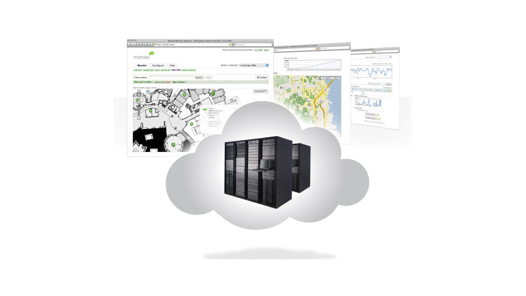 Meraki Enterprise Cloud Controller