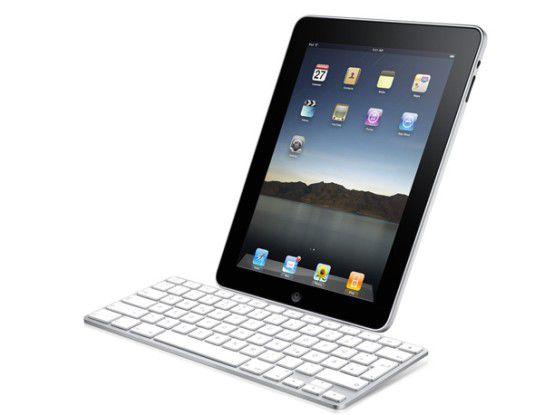 Das iPad wird mehr und mehr als Alternative zu Notebooks gebraucht.