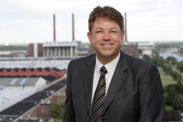 VW-CIO Klaus Hardy Mühleck steht wegen Sicherheitslücken in der Kritik.