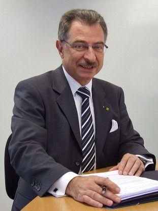 BITKOM-Präsident und Datev-Chef Prof. Dieter Kempf