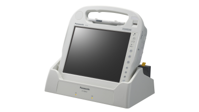 Gadget des Tages: Panasonic Toughbook CF-H2 Health - Tablet für den Klinikalltag - Foto: Panasonic