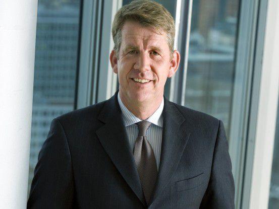 Friedrich Joussen macht im Herbst den deutschen Vodafone-Chefsessel frei.