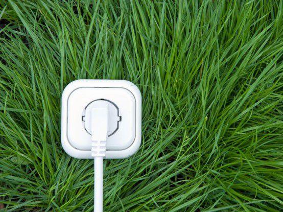 Moderne IT-Umgebungen sind wesentlich effizienter und daher ökologisch empfehlenswerter.