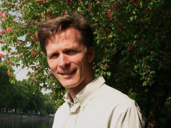 Robert Jacobsen ist Gesundheitsreferenzt der Heiligenfeld Kliniken.
