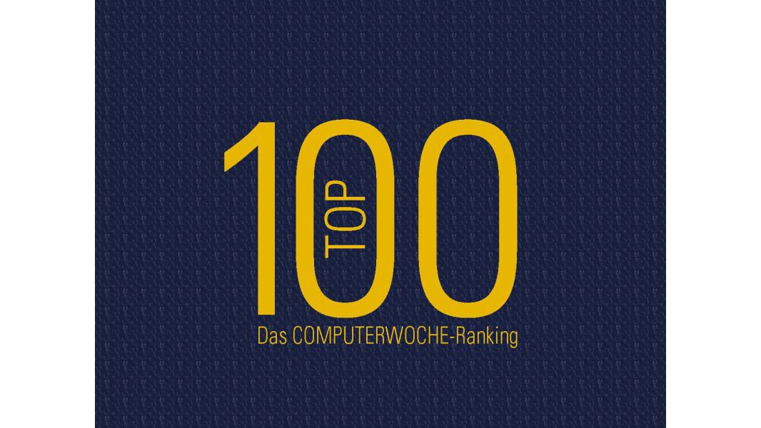 Top 100: Das COMPUTERWOCHE-Ranking