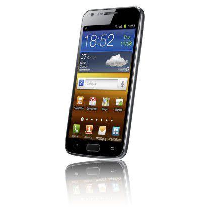 Noch ohne Ice Cream Sandwich: Samsung Galaxy S2