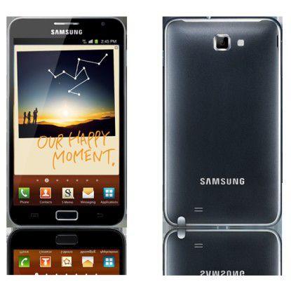 Nachfolger geplant: Das erfolgreiche Samsung Galaxy Note