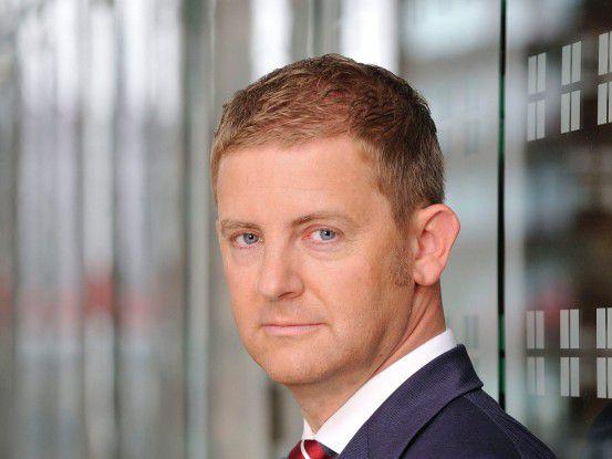 Michael Streng, geschäftsführender Gesellschafter, Parameta