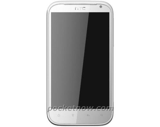 Das HTC Runnymede hat einen 4,7 Zoll großen Touchscreen.