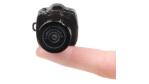 Gadget des Tages: Die wahrscheinlich kleinste Digitalkamera - Foto: Hammacher Schlemmer