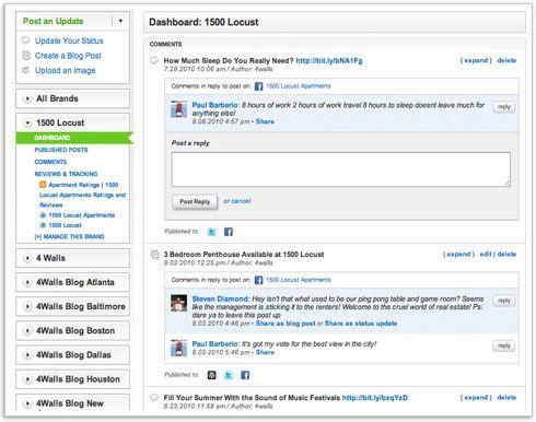 Der Social-Media-Management-Service Postling ist noch stark auf Kunden in den USA fixiert.