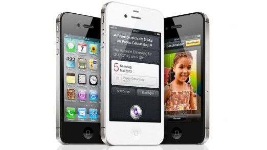Das neue Apple iPhone 4S.