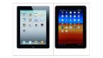 Apple vs Samsung…: Kalter Krieg im Smartphone-Markt - Foto: Samsung/Apple