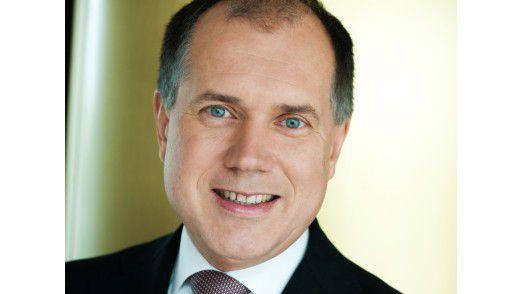 """""""CIOs sollten am Vorstandstisch sitzen"""", meint Accentures Deutschlandchef Frank Riemensperger"""