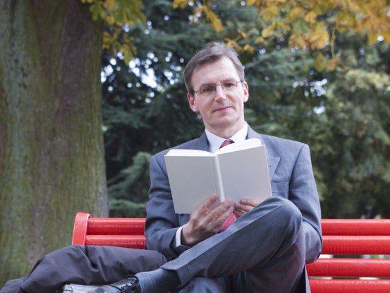 Auch in diesem Herbst lesen Manager bevorzugt Bücher zum Thema Führung.