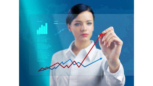 Die Macht des Bildes: Visualisierungen werden immer wichtiger, wenn es um die Analyse von Daten geht.