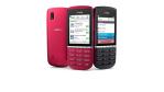 """Vier S40-Phones vorgestellt: Nokias """"Hoffnung"""" - Asha 200, 201, 300 und 303 - Foto: Nokia"""