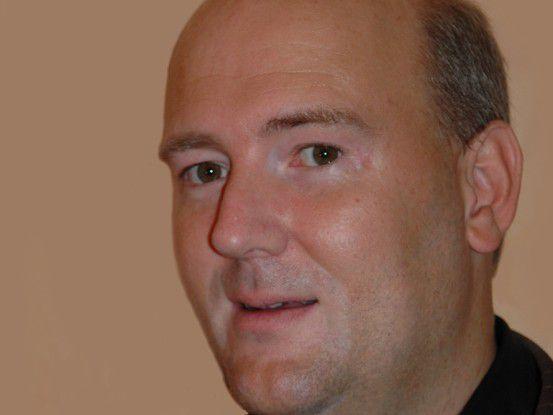 Clemens Blauert, Abteilungsleiter beim Evangelischen Johannesstift.