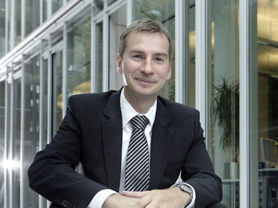 Prof. Dr. Matthias Mehrtens, CIO bei den Düsseldorfer Stadtwerken.
