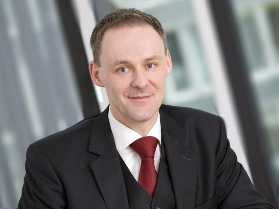 Dr. Dietmar Schlößer, CIO bei Deloitte.