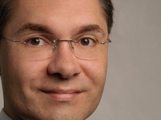 Lars A. Ludwig, Bereichsleiter Informationstechnologie bei der DONNER & REUSCHEL Aktiengesellschaft.