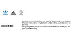Website seit 24 Stunden tot: Adidas-Onlineshop angegriffen?