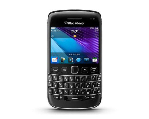 Löste Massenpanik aus: Blackberry 9790