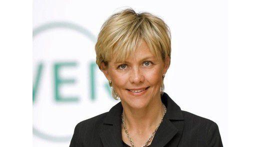 """Stefanie Kemp hat als Group Information Officer bei der Vorwerk & Co.KG """"atemberaubende Gedanken"""" verwirklicht."""