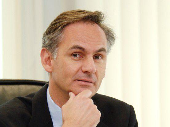 Patrick Naef, CIO von Emirates.