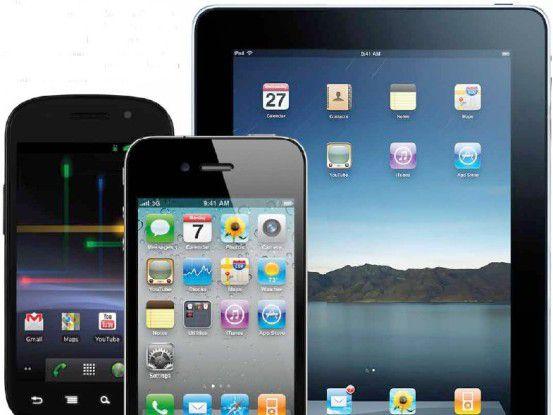 Boom der Apps: Die Entwicklung von mobilen Applikationen hat sich vom Nischenbereich zu einem der wichtigsten Wachstumsmärke entwickelt.