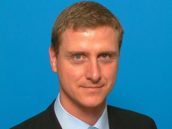 David Preuss, CIO Produkte & Systeme, TÜV Rheinland