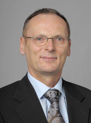 Staatssekretär Jochen Homann vom Bundesministerium für Wirtschaft und Technologie