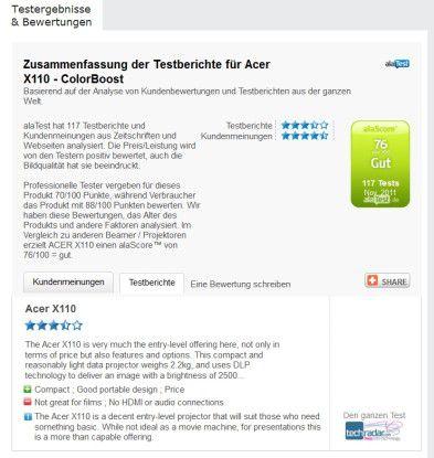 """Mit """"Complete Review Solution"""" will alaTest ein neues Kapitel für Kundenbewertungen in Onlineshops aufschlagen."""