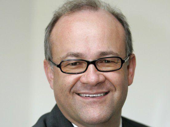 Rainer Ostermeyer, bis vor kurzem CIO der GfK